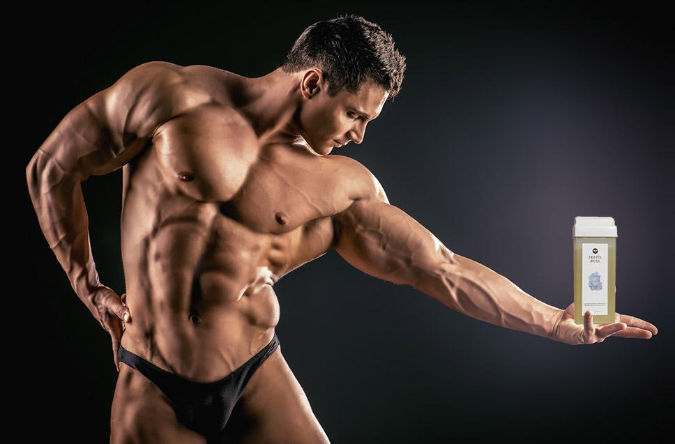 Depilazione-Body-building
